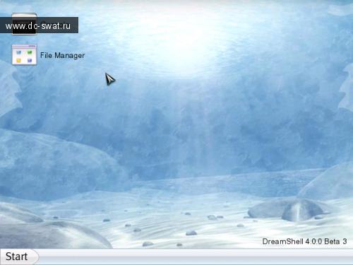 DreamShell Desktop