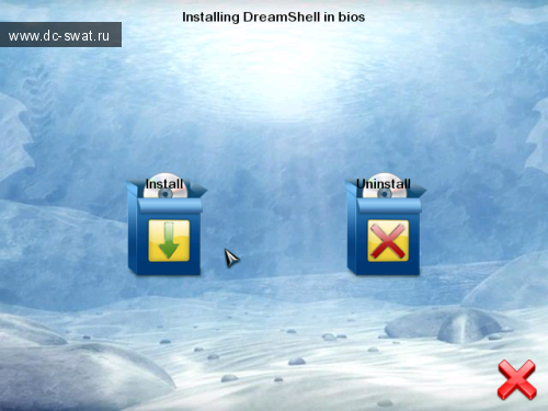 DreamShell 4.0 Beta 4 DSInstall