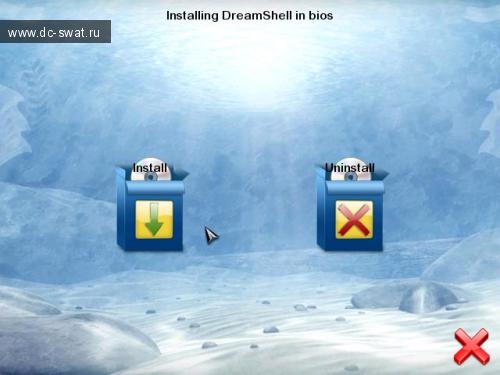 DreamShell 4.0 Beta 4 DSInstall