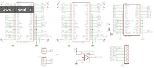 G1-ATA schematic